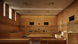 Cork Criminal Courthouse, OPW Architects, Wilson Architecture, Bluett O'Donoghue