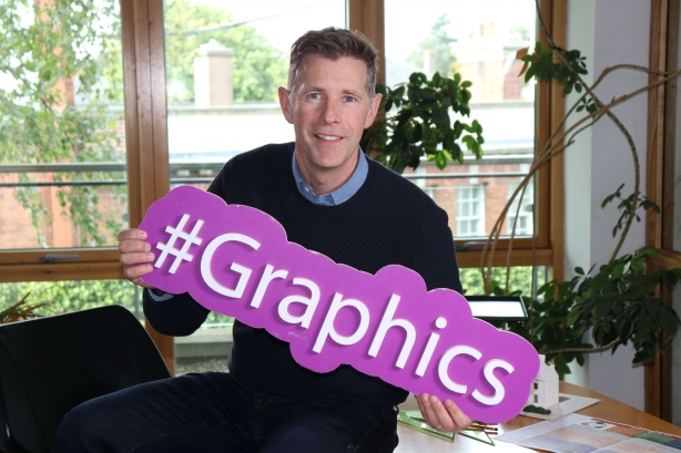 Dermot Bannon – Talks Graphics