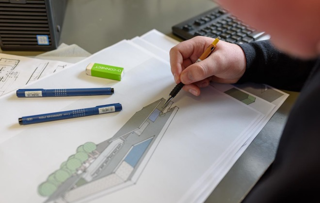 Strong Demand Continues for Architecture and Architectural Technology Courses