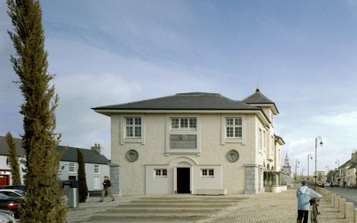 Library, Abbeyleix