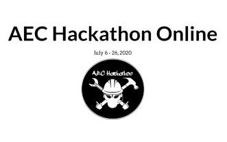 AEC Hackathon Online, 6 - 23 July