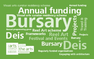 Arts Council Ireland - Engaging with Architecture Scheme