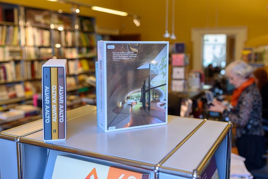 RIAI Bookshop Reopening