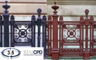 RIAI CPD Links: Traditional Paints and the Use of Colour 1700-1955
