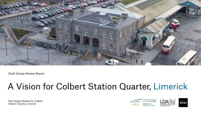 RIAI Design Review for Colbert Station Quarter