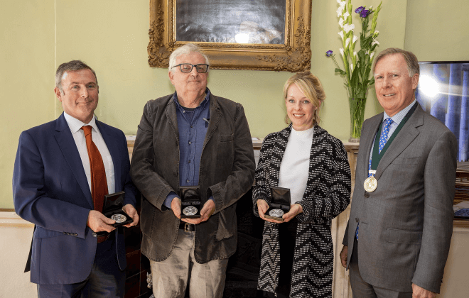 Historic buildings in Cork, Laois and Longford all receive top award for conservation from RIAI