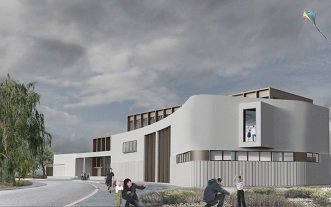 Construction starts on the new County Clare Library designed by Keith Williams Architects