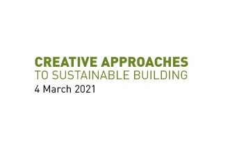 Opening Address by RIAI President - Creative Approaches to Sustainable Building