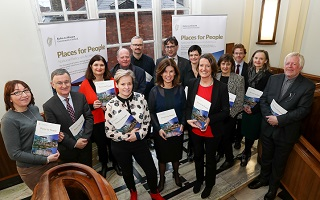 Josepha Madigan, TD, Minister for Culture, Heritage and the Gaeltacht, announces public consultation on a new National Policy on Architecture