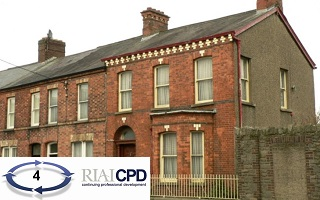 RIAI CPD Links: Energy Efficiency Improvements for Traditionally Constructed Buildings by Dublin Civic Trust