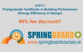 RIAI CPD Links: DIT Postgraduate Certificate in Building Performance (Energy Efficiency in Design) - Application Deadline 10 July