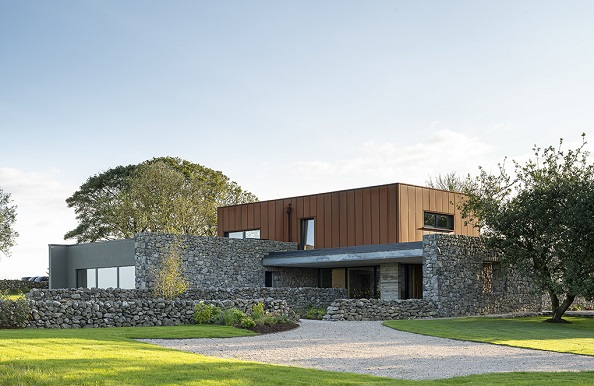 Field, Stonewall, House by Taylor McCarney Architects Wins the RIAI Public Choice Award 2021