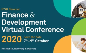 ICSH Finance & Development Conference - Resilience, Recovery & Delivery