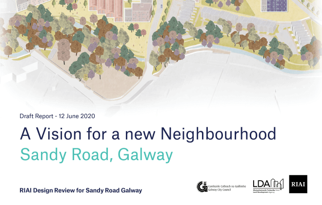 Sustainability, climate action and connectivity to the fore in proposed RIAI Design Review for new Galway City neighbourhood