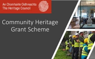 Community Heritage Grant Scheme Now Open
