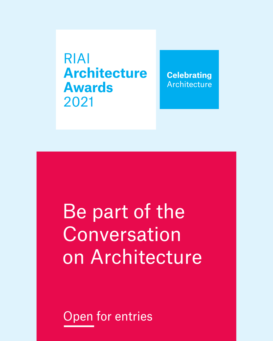 RIAI Architecture Awards 2021