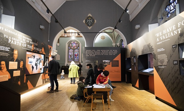 Nano Nagle Place – Masterplan for South Presentation Convent, Cork