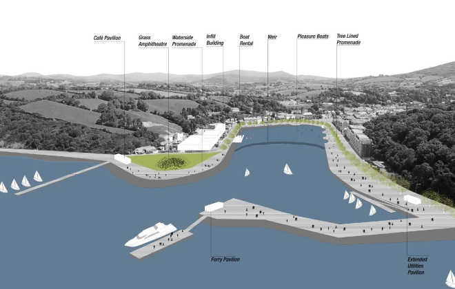 Bantry Bay Port Company Launch Design Review and Vision for Bantry Bay and Harbour