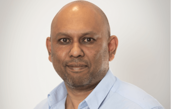 Pranash Ramanundh MRIAI Joins the RIAI as new Practice Director