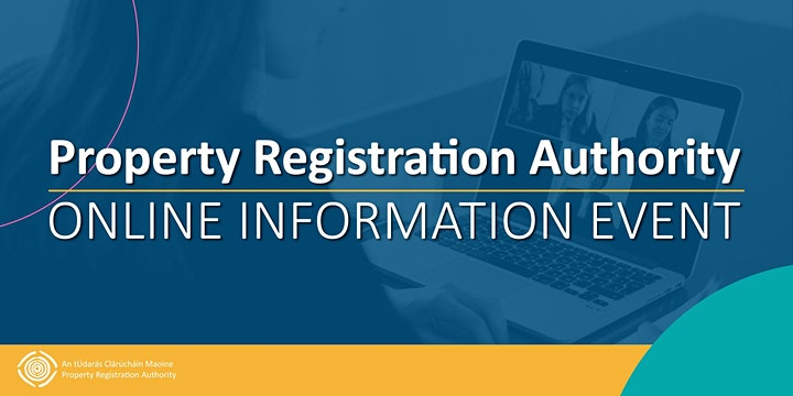 Property Registration Authority - Online Information Event