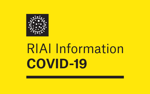 RIAI Information regarding COVID-19