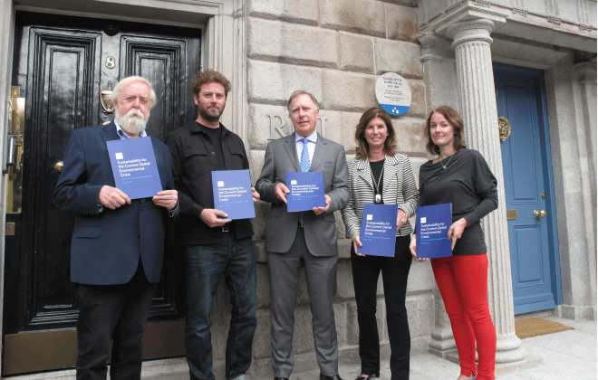 RIAI Policy Launch:  'Sustainability for the Current Global Crisis'
