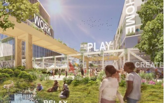 RKD Architects Announced as Winners of New York City Urban Design Ideas Competition