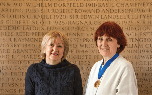 Grafton Architects receive Royal Gold Medal 2020