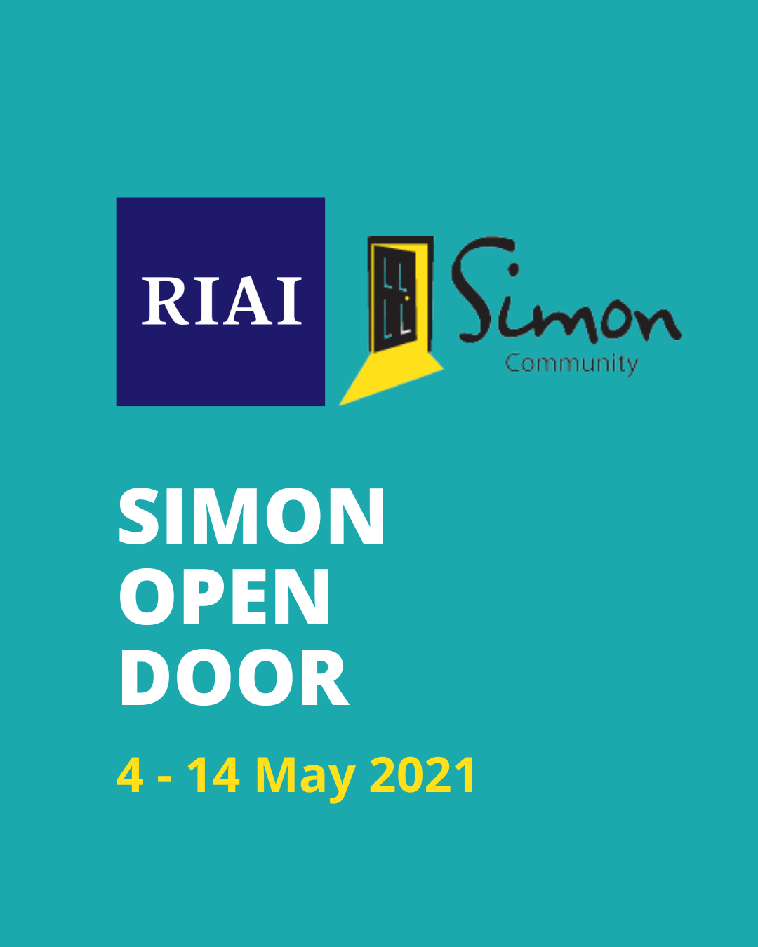 RIAI Simon Open Door 2021