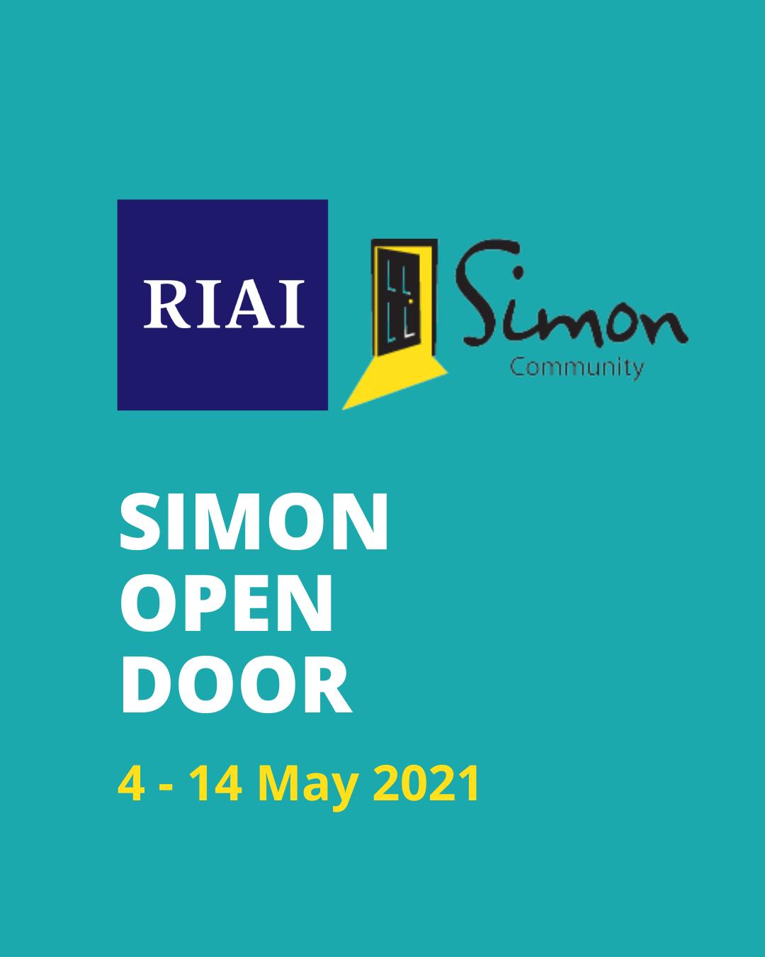 RIAI Simon Open Door 2021
