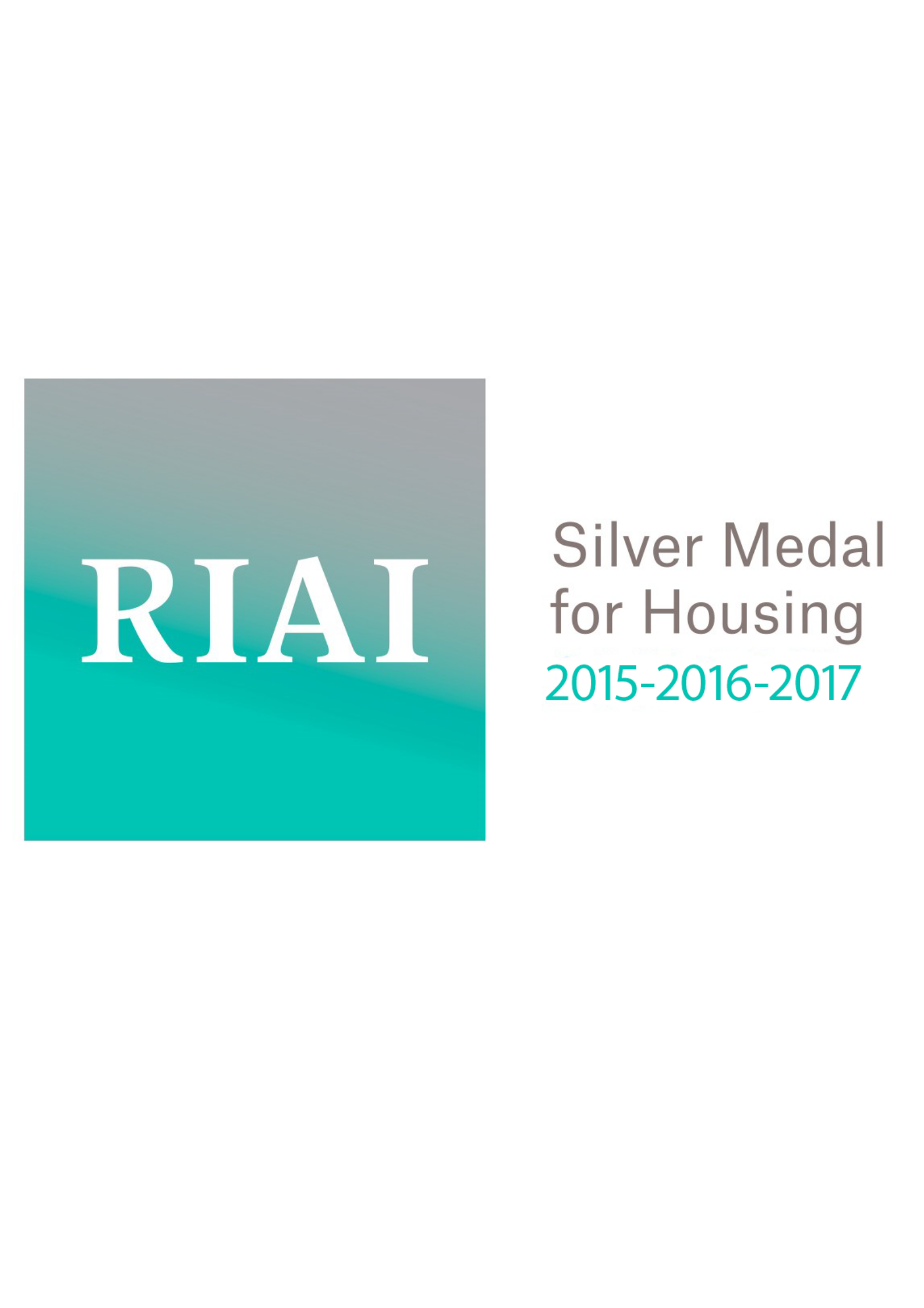 RIAI Silver Medal for Housing