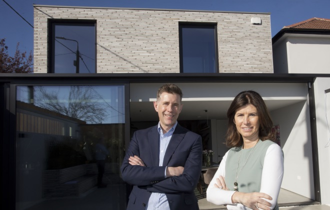 RIAI Architects Launch Annual Charity Initiative with RIAI Simon Open Door