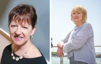 Trinity Alumni Webinar with Professor Christine Casey and Yvonne Farrell FRIAI, 8 July 1pm