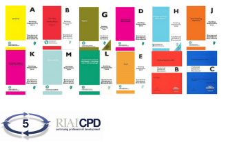 Pre-recorded Online: RIAI CPD - Technical Guidance Documents
