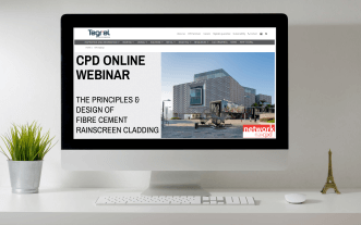 RIAI CPD Network Provider Tegral on the Principles and Design of Fibre-Cement Rainscreen Cladding