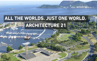 The 27th UIA World Congress of Architects - UIA2021RIO, March to July