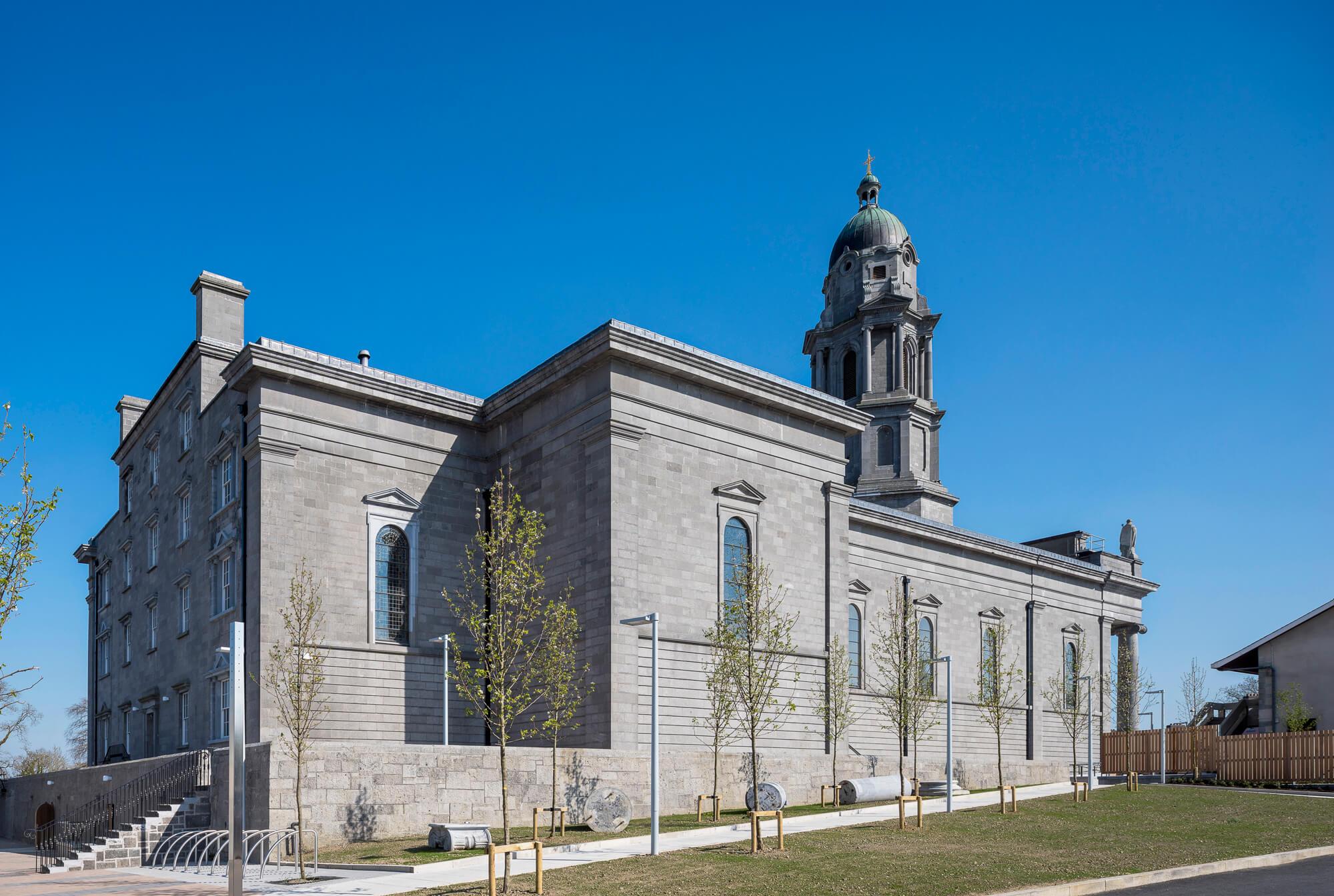 Restoration of St Mels Cathedral (2011 - 2013)