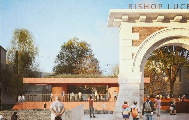 Announcement of Winning Architects for Redevelopment of Bishop Lucey Park Cork