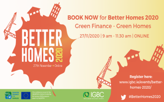 RIAI CPD Links: Better Homes 2020
