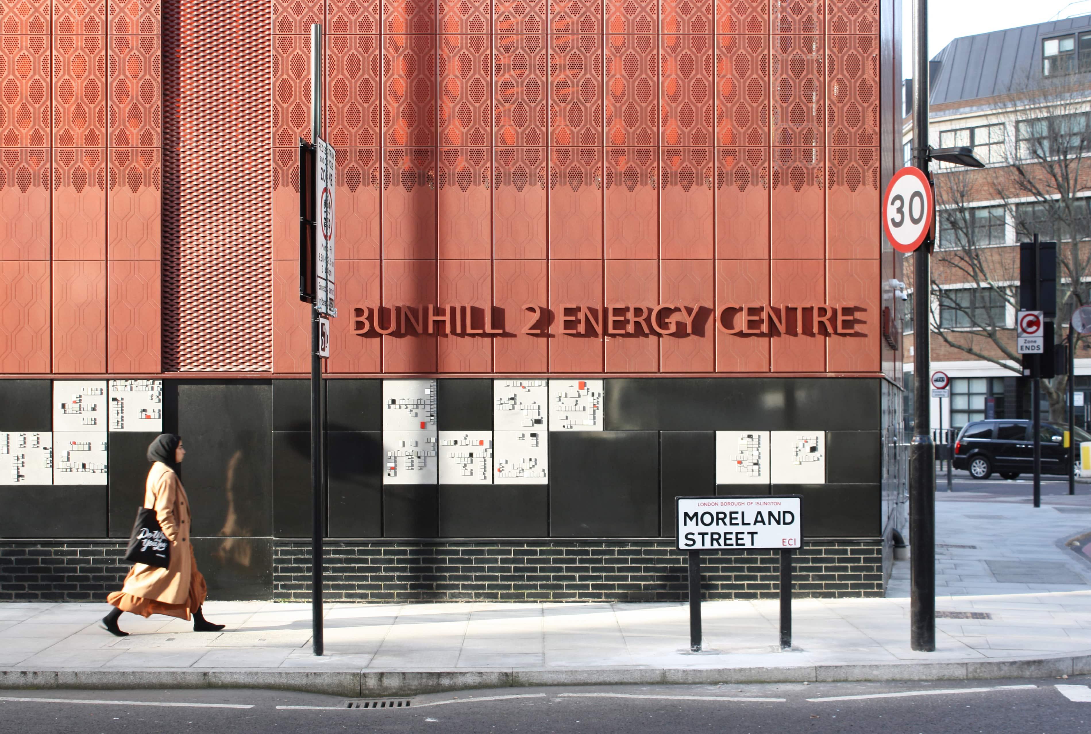 Bunhill 2 Energy Centre