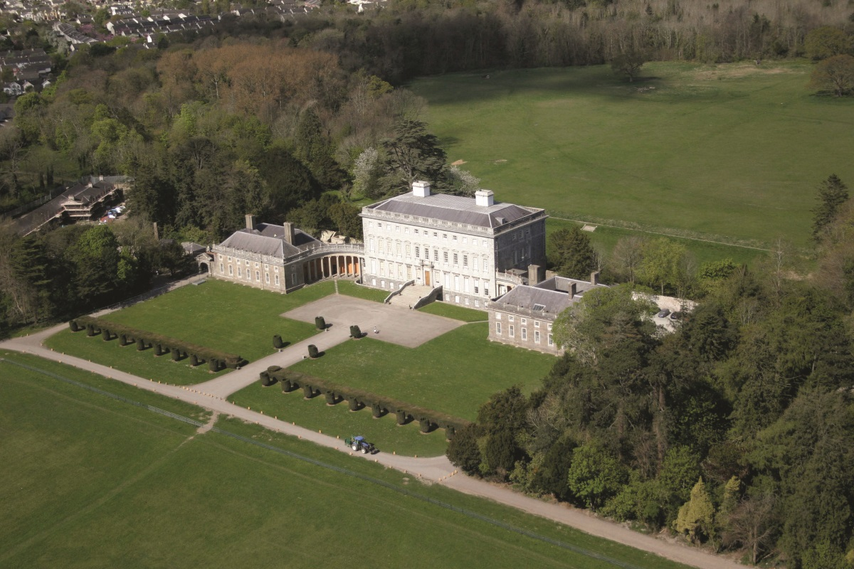 RIAI CPD Links: Irish Country House Architecture Lecture Series