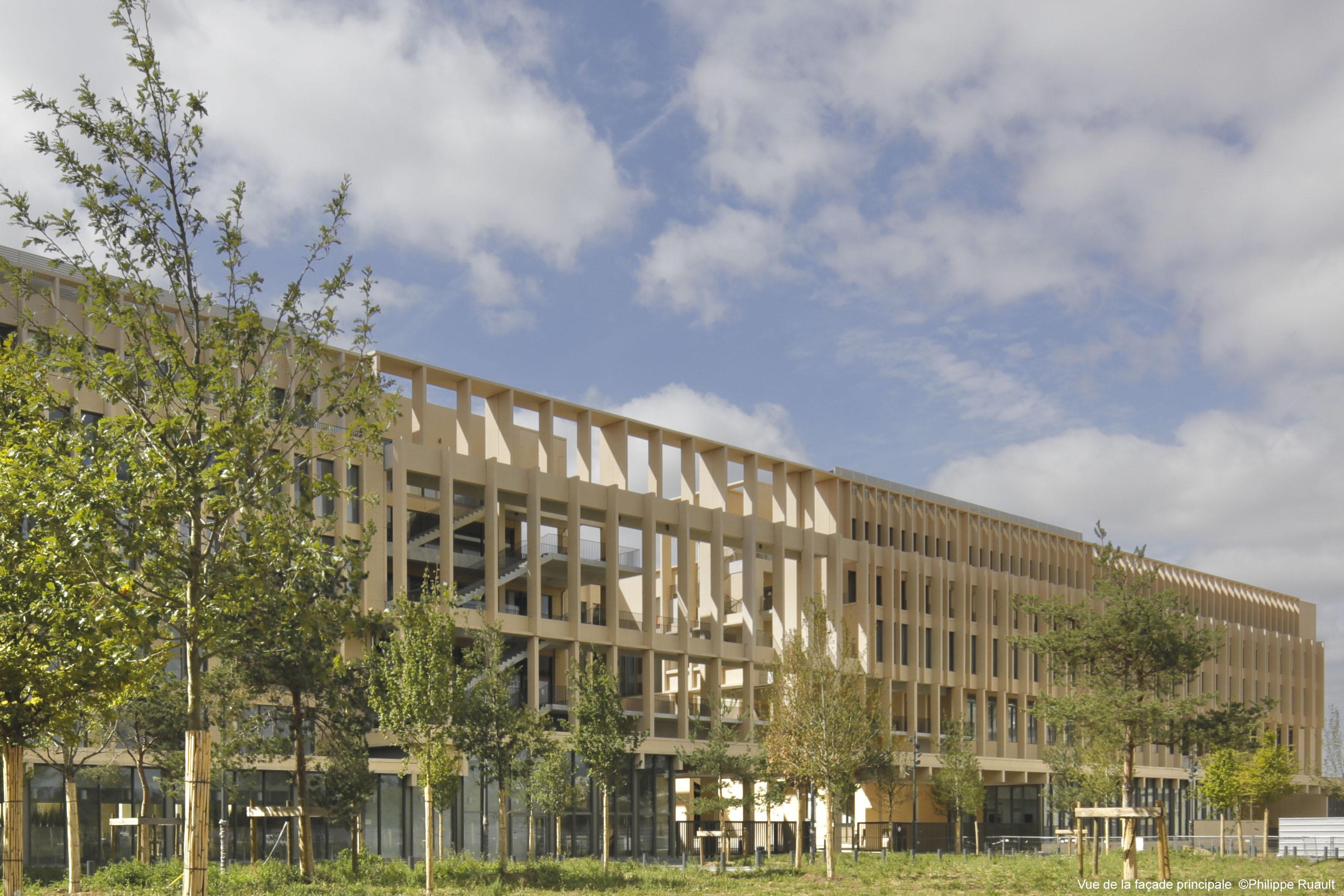 Operation Paris Saclay pour l'Institut Mines-Télécom