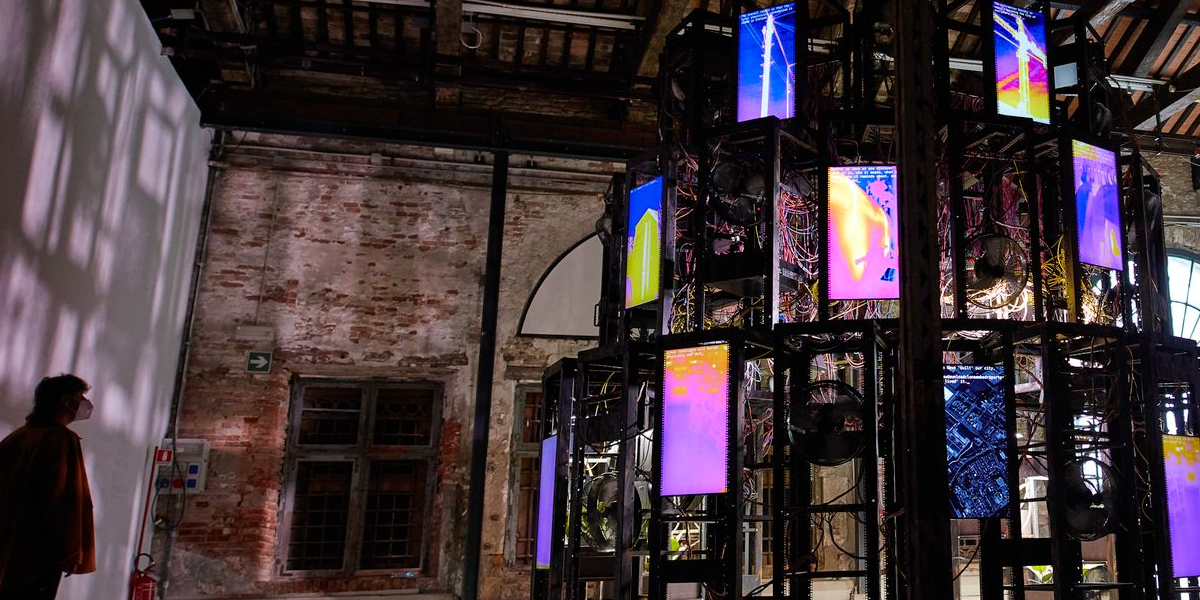 States of Entanglement-Conversation & Film on Ireland @Venice Architecture Biennale