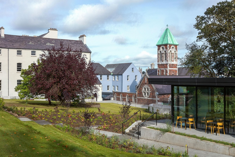RIAI Conservation / Meet the Craftsman CPD Series: Nano Nagle Place – Genesis of the Project, Preparation of Design and Implementation