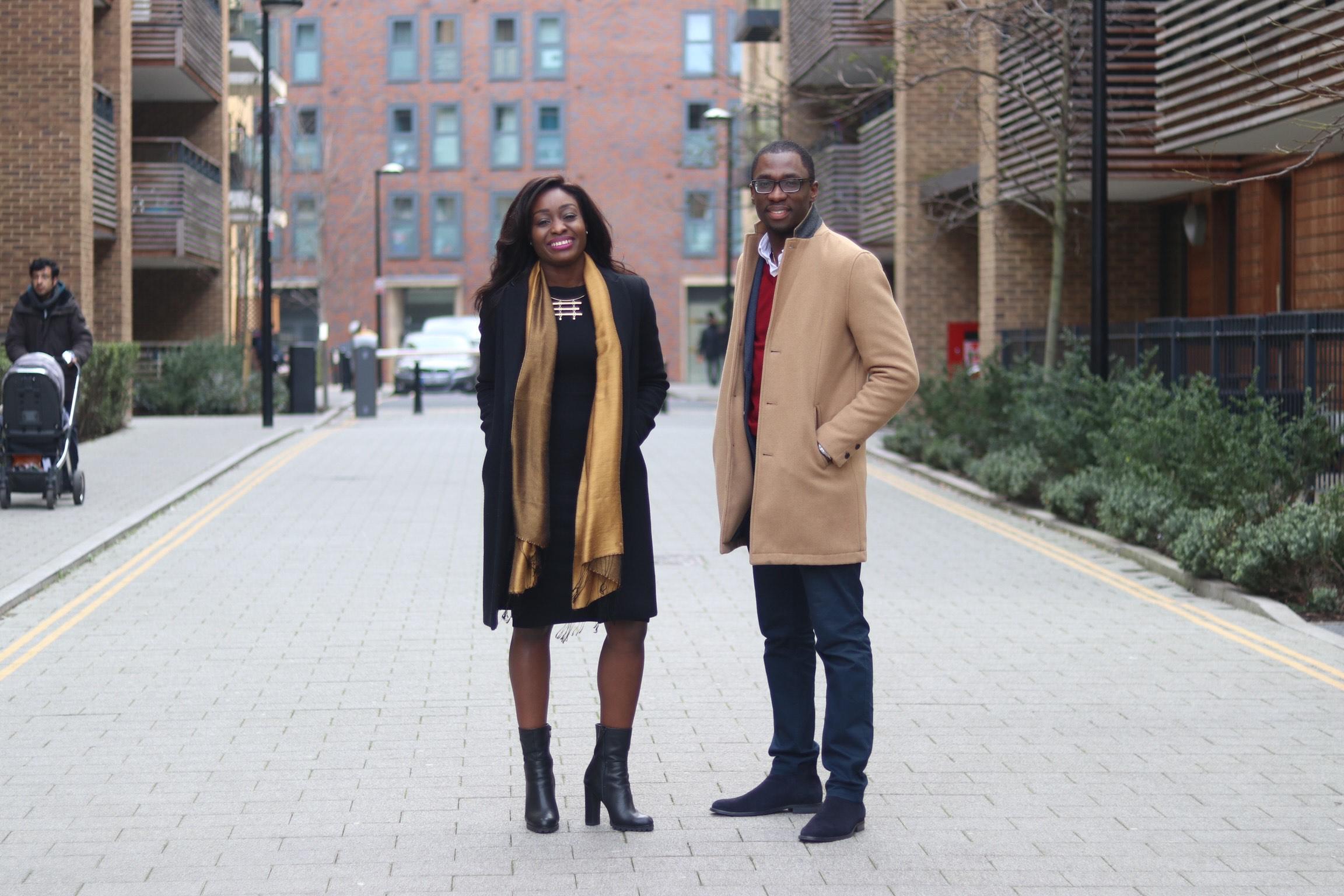 Tara Gbolade and Seun Lanre Gbolade