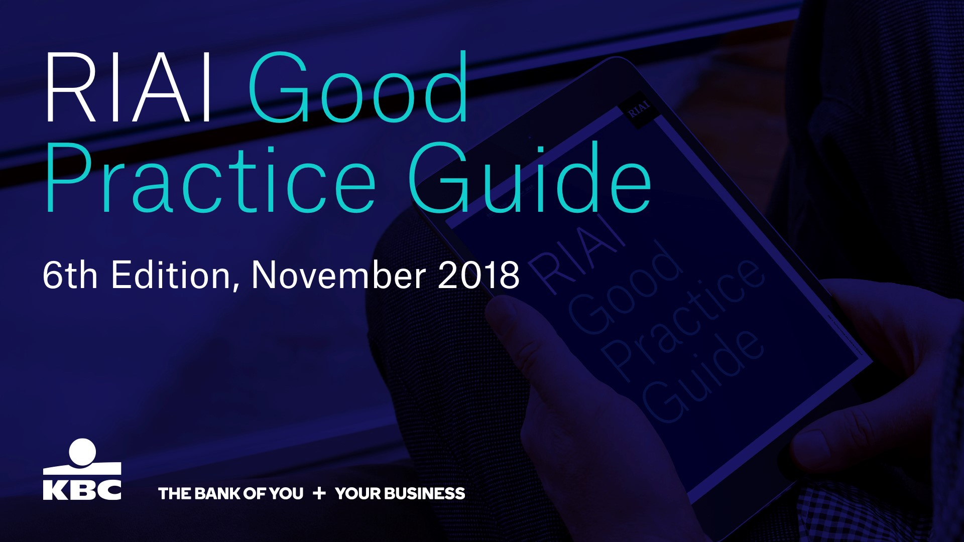 RIAI Good Practice Guide - 6 Edition 2018