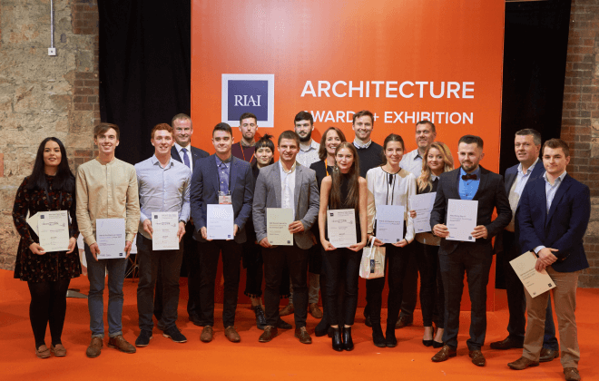 RIAI Student Awards 2017 - The Winners